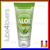Lube 4 Lovers 2in1 Aloe Vera Touch Lubrificante intimo 100ml