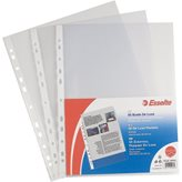 Esselte Buste a foratura universale Copy Safe Esselte - Office 22x30 cm goffrata - 259710 (conf.25)
