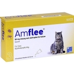 Amflee Spot-On Antiparassitario Gatti 3 pipette
