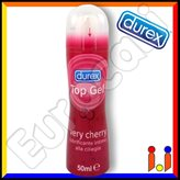 Durex Play Very Cherry Pleasure Gel Lubrificante Intimo alla Ciliegia 50ml