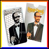 Grinder Card Formato Tessera Tritatabacco in Metallo - Snoop Dogg Suit GC09