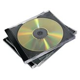 Fellowes Custodia per CD Fellowes 98310 - 137776
