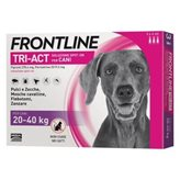 Frontline tri-act 20-40 kg 3 pipette (4 ml)