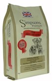 Simpsons Premium cane adult pollo e riso integrale 2 kg