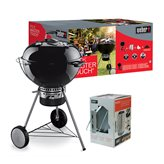 Barbecue Weber Master Touch GBS Ø 57 + Kit Ciminiera