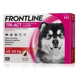Frontline tri-act 40-60 kg 3 pipette (6 ml)