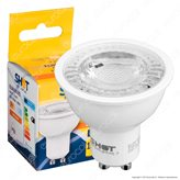 Bot Lighting Shot Lampadina LED GU10 4,8W Faretto Spotlight - Colore : Bianco Caldo