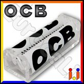 Ocb Rollatore Crystal Regular per Cartine Corte