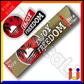 Cartine Enjoy Freedom King Size Slim Lunghe - Libretto