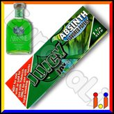 Cartine Juicy Jay's Corte 1¼ Aroma Assenzio - Libretto