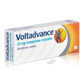 Voltadvance 25mg Dispositivo Medico 20 Compresse Rivestite