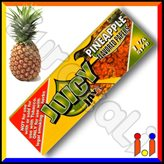 Cartine Juicy Jay's Corte 1¼ Aroma Ananas - Libretto