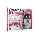 Frontline Tri-act Cani 40-60 Kg 3 pipette