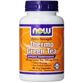 NOW FOODSThermo Green Tea Extra Strength 90 vcapsule - DIMAGRANTE