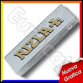 Cartine Rizla Silver Corte Argento -  Libretto Singolo (New Look)