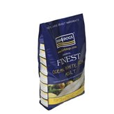 Fish4Dogs Finest Adult Ocean White Fish 12kg Medium Large crocchette cane Grain Free