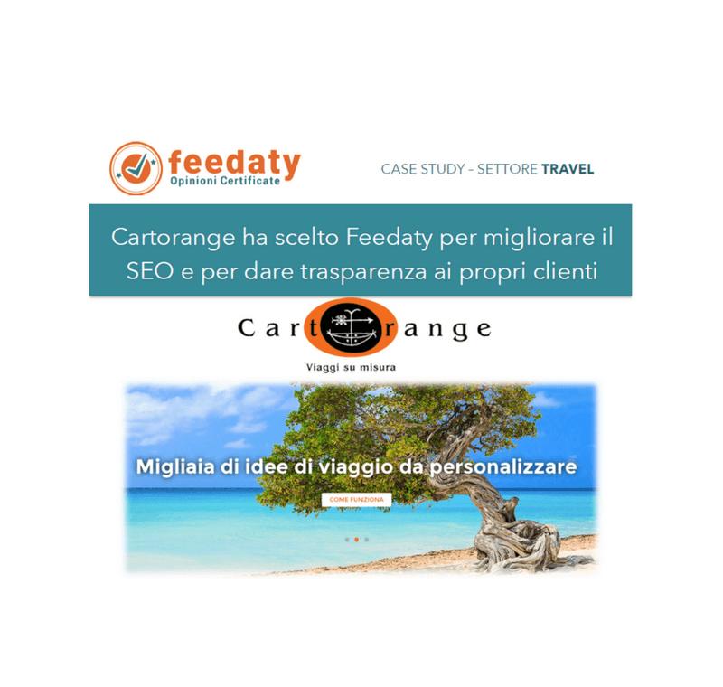 Cartorange case study