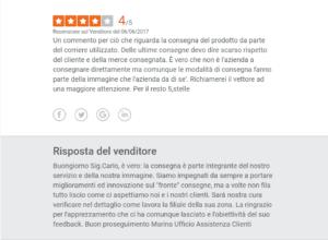 Colderove 2 recensioni Feedaty