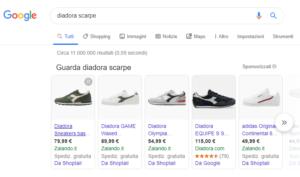google-shopping-Card